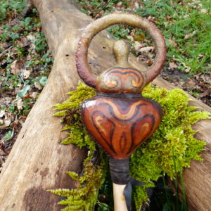 shamanic rattles and smudge wings