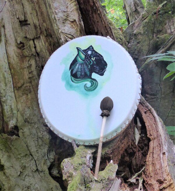 vegan drum