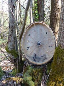 shamanic drum for meditation
