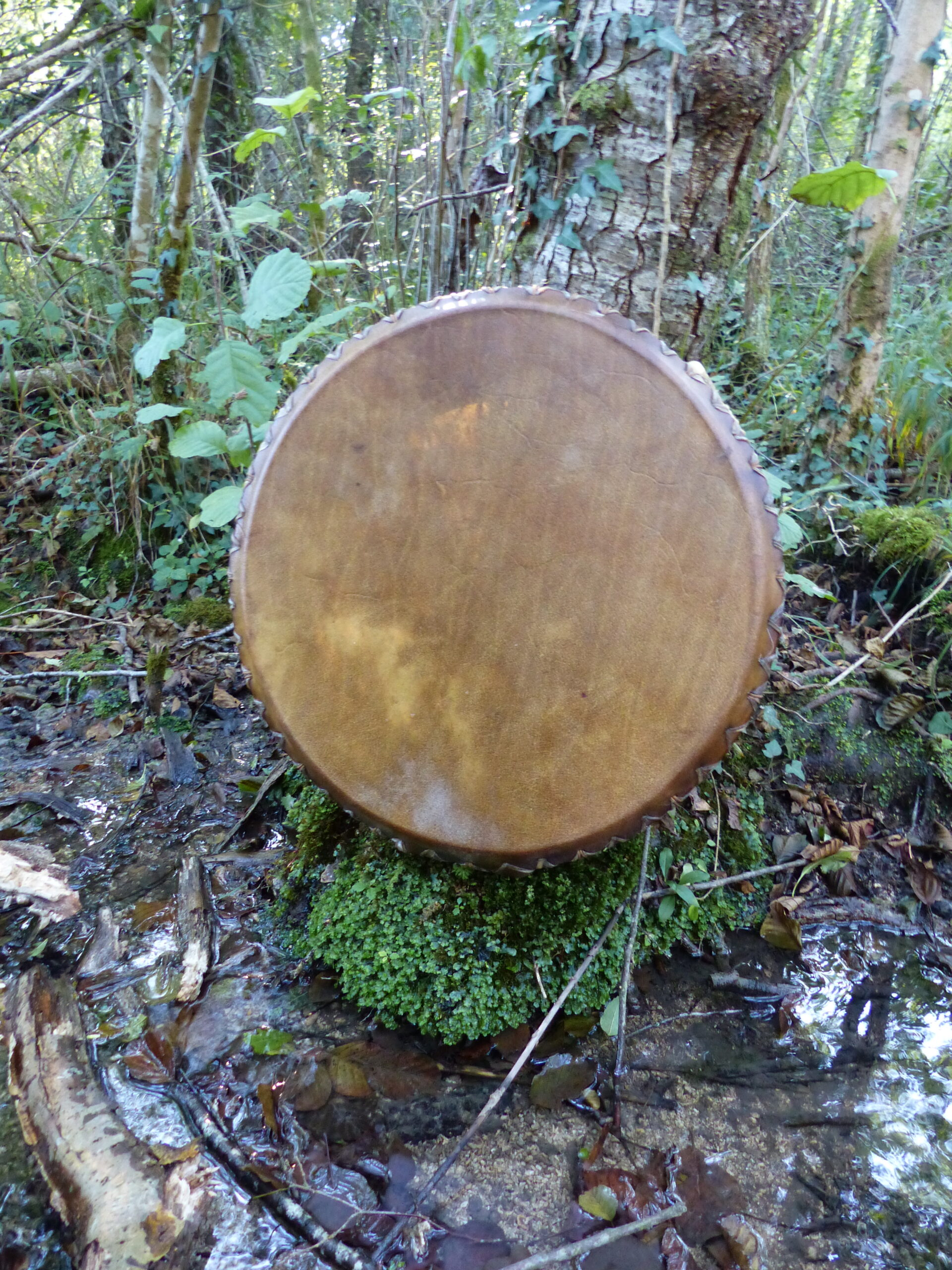 shamanic drum for journeying and meditation