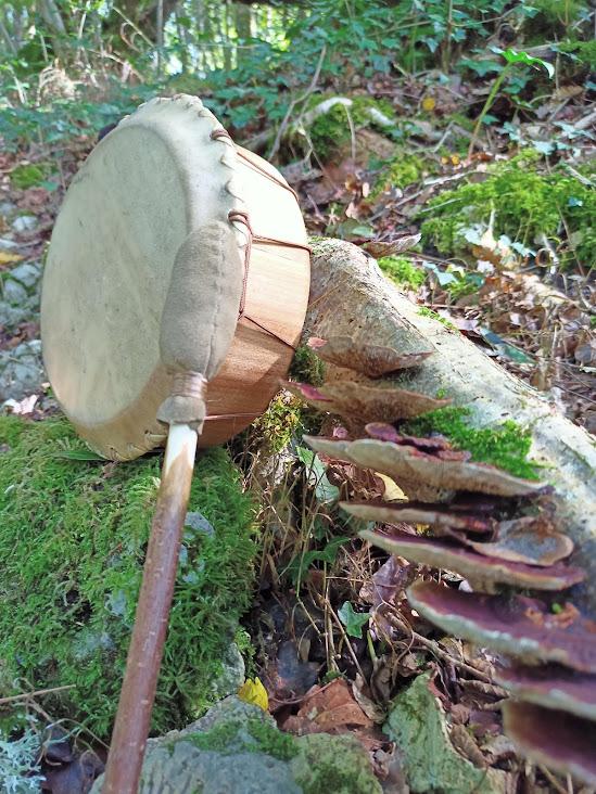 small deer drum